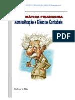 MATEMÁTICA - Apostila de Matemática Financeira 1