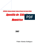 Apostila Calc Numerico 1