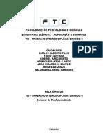 Relatório de TID II