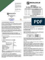 Pfu DNA Polimerasa 1U.esp.Ed11.Mar10