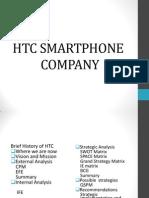 SM PRESENTATION ON HTC PPT