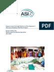 Empowerment Through Market Led Development