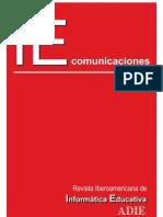 Revista Iberoamericana de Informática Educativa Nº 15 (Enero-Junio 2012)