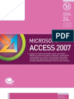 Excerto Livro CA Access2007
