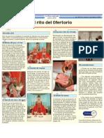 440 Rito Ofertorio