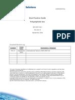 BPG Polysulphide Use