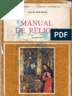 Manual de Religie clasa III