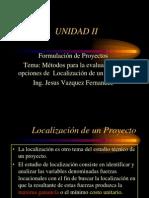 Localizacion Del Proyecto Macro y Micro Info