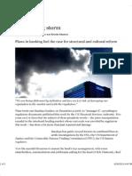 Barclays Libor fixing scandal - Jun 2012