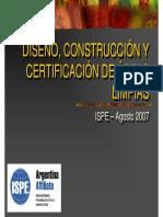Bloque 1 - Diseño y Construcción - Arq Carlos Llorens