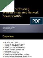 18653597 Ram Border Security Using Wireless Integrated Network Sensor Seminar Ppt