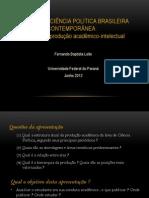 (Apresentação) Leite, F. O campo da CP e Sociais, jun.12