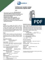 Zs-020 Oddelovaci Clen a Stabilizovany Napajeci Zdroj
