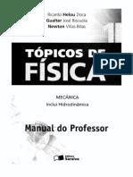 Resoluções do Tópicos de Física Vol 1 - Mecânica