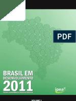 Livro Brasil Desenvolvimento2011 Vol01