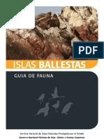 Reserva Nacional Sistema de Islas, Islotes y Puntas Guaneras 2011