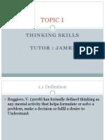 Sbfs1103 Topic 1