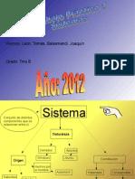 Sistemas León-Salsamendi