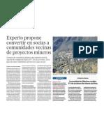 Mineria inclusiva Peru
