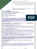 Concurso Público_ Conselho Regional de Medicina do Estado de Minas Gerais - CRM_MG - ISENÇÃO