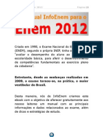 Manual Enem 2012
