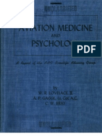 AAF SCIENTIFIC ADVISORY GROUP Aviation Medicine & Psychology_VKarman_V13