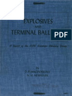 AAF SCIENTIFIC ADVISORY GROUP Explosives & Terminal Ballistics_VKarman_V10