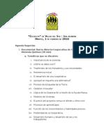 4 Agenda