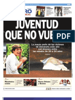 Domingo 1 de Julio de 2012