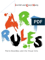 Art Rules Pierre Bourdieu
