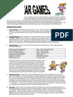 Grammar Games 8-12 Handout v 1