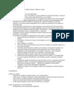 El concepto del estado en la teoría crítica FCF