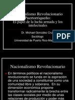 Puerto Rican Revolutionary Nationalism