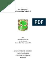 Arie Setiawan Yusra (1010952020) Tugas Resume 3