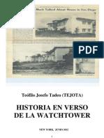 Historia en Verso de La Watchtower (1)