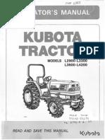 Kubota L3000dt Manual - Browse Manual Guides • on new case ih tractor, kubota l3000 manual, kubota b7510,