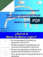Marco Logic Oce Pal