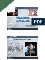 PRIMEROS AUXILIOS 2011
