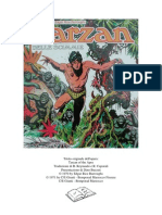 Burroughs Edgar-Tarzan Delle Scimmie