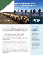 Tnc Oyster Economics Factsheet
