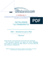 006 - Accesorios Para iPad - Stylus - UT