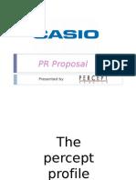 Casio Presentation