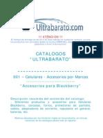 001 - Accesorios Por Marcas - Accesorios Para Blackberry - UT