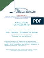 006 - Accesorios Por Marcas - Accesorios Para Nokia - UT