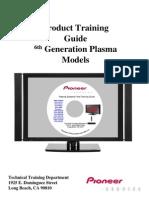 Training de Pioneer Plasma 6 Generacin
