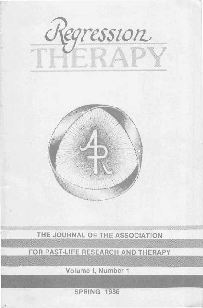 Journal of the association of past life research and therapy fandeluxe Choice Image