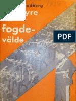 Folkstyre eller Fogdevälde av Gunnar Lundberg