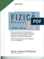 Manual Fizica clasa a XI-a (V2)