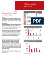Dallas Office Insight 2Q12