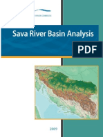 Sava River Basin Analysis Report High Res